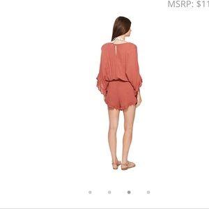 184cccdc515 l space Shorts - l space Emily romper color  Sahara size XS